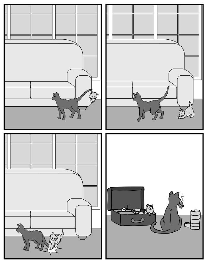 Kitten Part 11